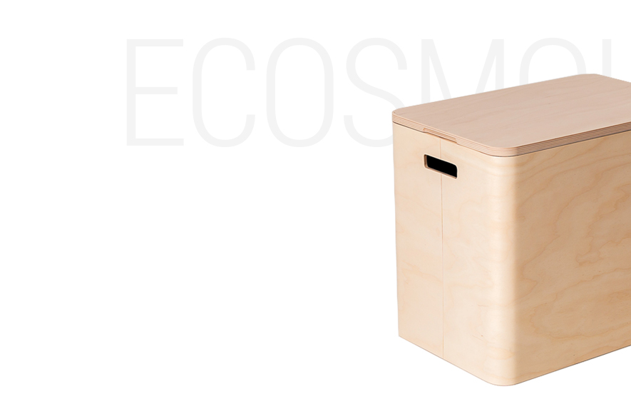 Ecosmol Recycling Furniture by Harri Koskinen